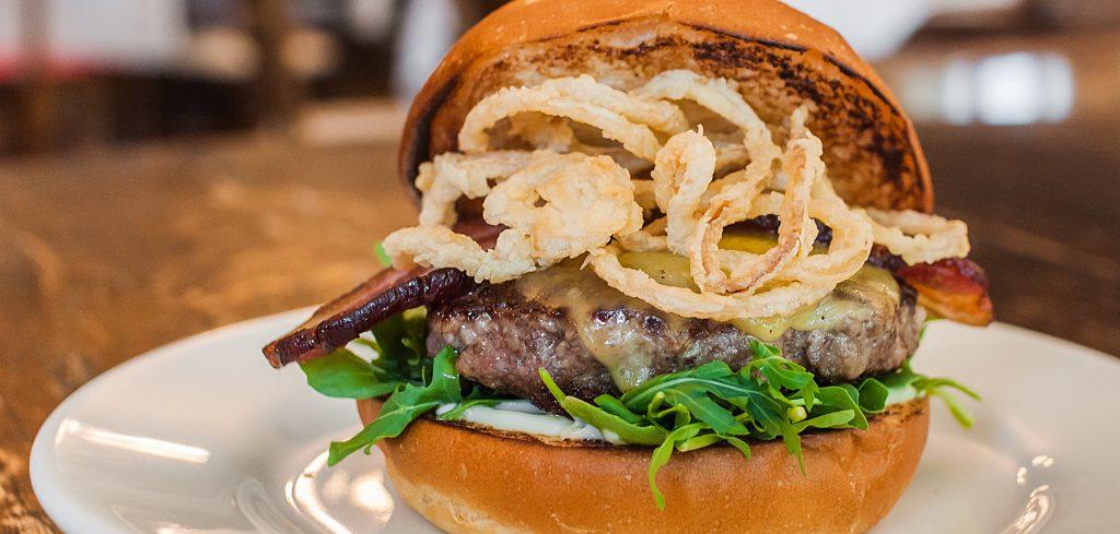 b & b burger
