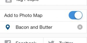 bacon & butter location