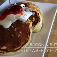 strawberry flapjacks thumbnail